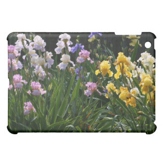"""In Bloom"" Iris Photography Cover For The iPad Mini"