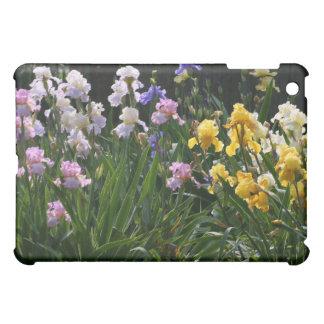 In Bloom Iris Photography iPad Mini Covers