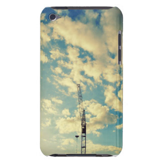 In Clouds Barely There iPod Case