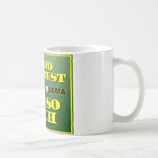 In God We Trust Basic White Mug