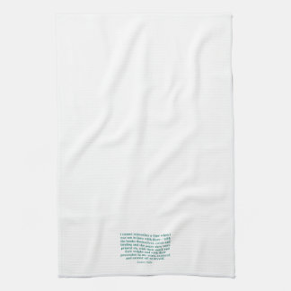 In Love With The Books Themselves Kitchen Towels