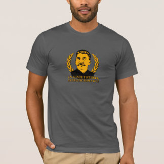 In Soviet Russia, Mustache Rides You! T-Shirt