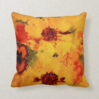 In the garden - turning cushions in 3 sizes