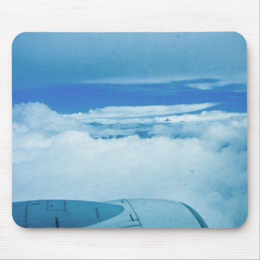In they heaven or hell, but with you. mouse pad