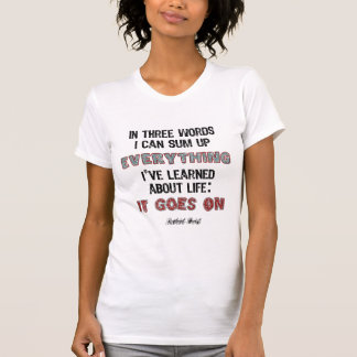 In Three Words Shirt