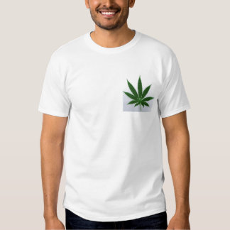 In Weed We Trust T Shirt