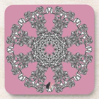 Incandescence Octa Glyph Dawn Coaster