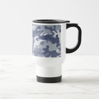 Incognito Camo Stainless Steel Travel Mug