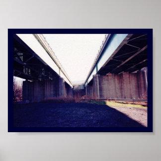Indecision Bridge Print