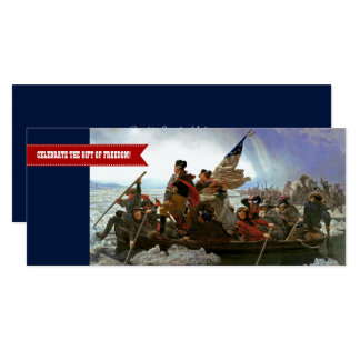 Independence Day, 4th of July Fine Art Flat Cards