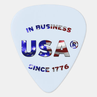 Independence Day Guitar Pick