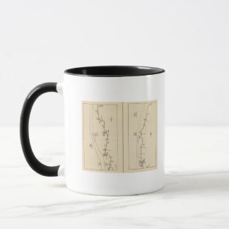 Index map Putnam County Dutchess County New York Mug