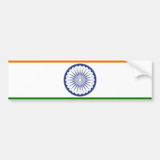 India Bumper Sticker
