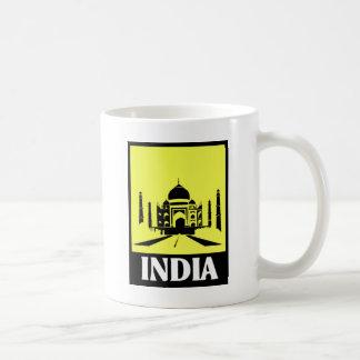 India postcard Design Coffee Mug