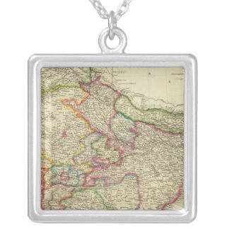 India Silver Plated Necklace