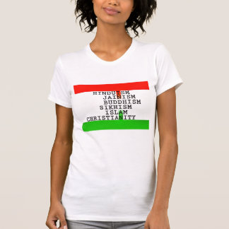 Indian (all religions) tshirts