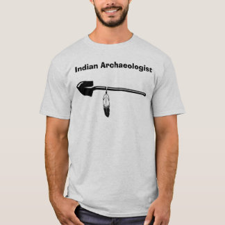 Indian Archaeologist T-Shirt