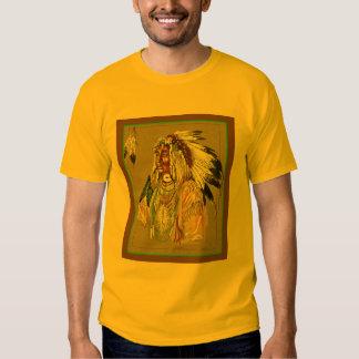 Indian chief tee shirt