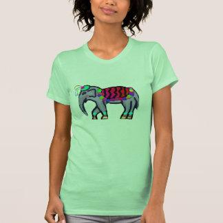 Indian Elephant T Shirt