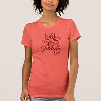 Indian Girl T Shirt