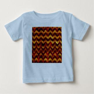Indian Grunge Chevron Tshirts