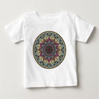indian mandala baby T-Shirt