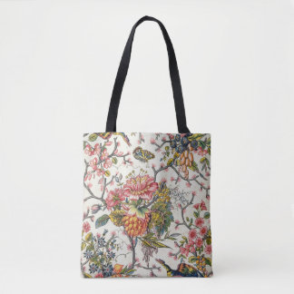 Indian model tote bag
