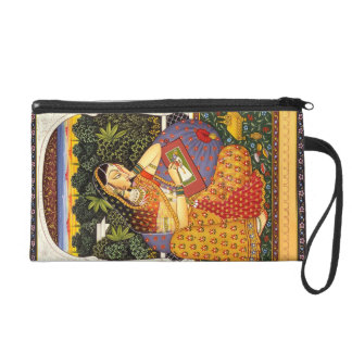 Indian Mughal Princess Wristlet Clutch