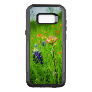 Indian Paintbrush and Bluebonnets Samsung Otterbox