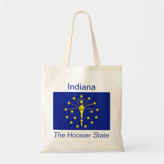 Indiana Flag Bag