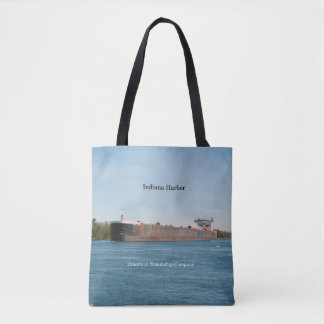 Indiana Harbor Tote Bag