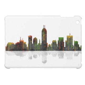 Indiana Indianapolis Skyline iPad Mini Cases