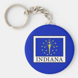 Indiana Key Ring