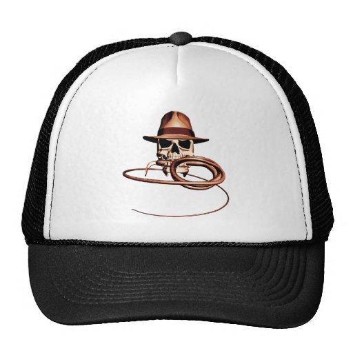 indiana skull hats