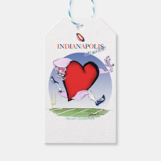 indianapolis head heart, tony fernandes gift tags