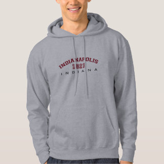 Indianapolis, IN - 1821 Hoodie