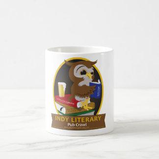 Indianapolis Literary Pub Crawl - Coffee Mug! Coffee Mug