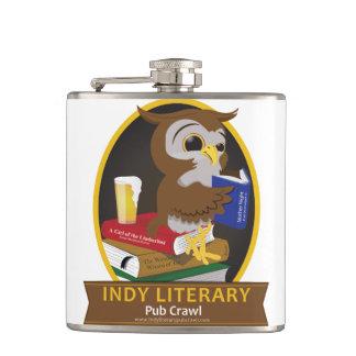 Indianapolis Literary Pub Crawl - Flask