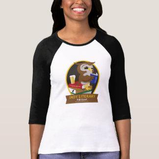 Indianapolis Literary Pub Crawl - Shirts! T-shirt