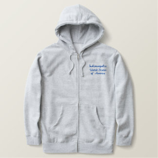Indianapolis United States of America Hoodie