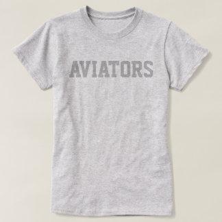 "Indie Aviators Co. ""Aviator"" Block Print T-Shirt"