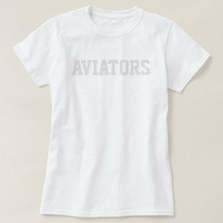 "Indie Aviators Co. ""Aviators"" Block Print Tee"
