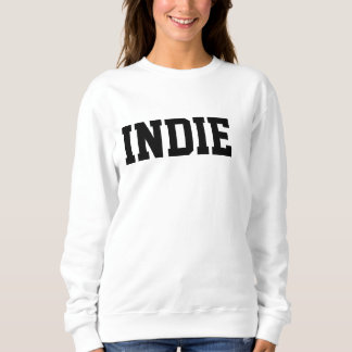 """Indie Aviators Co. """"INDIE"""" Crewneck Sweatshirt"""