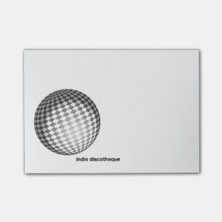 Indie DiscoNotes Post-it Notes