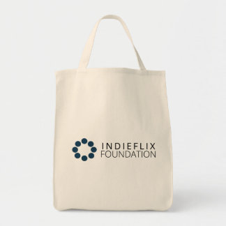 Indieflix Foundation Grocery Tote Bag
