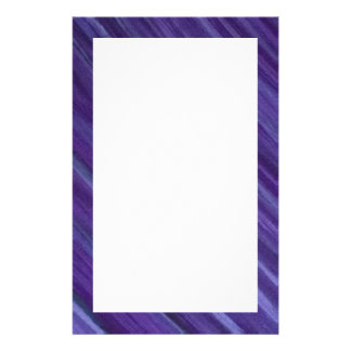 Indifferent Office Purple Lavender Violet Lilac Stationery