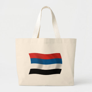 Indigenous Peoples of Colombia Flag Tote Bag