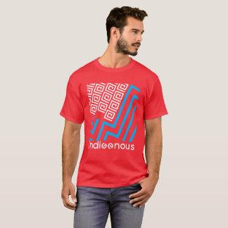 Indigenous Square Flag T-Shirt