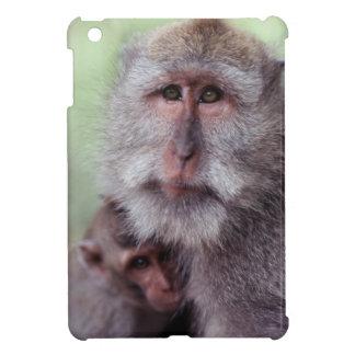 Indonesia, Bali, Ubud, Long-tailed Macaque 1 iPad Mini Cases