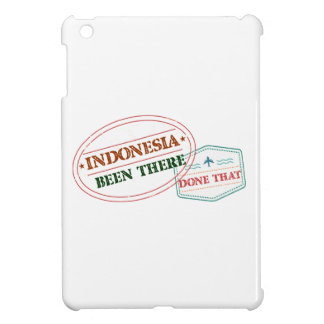 Indonesia Been There Done That iPad Mini Cover